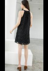 THML THML Halter Pattern Dress WCT756