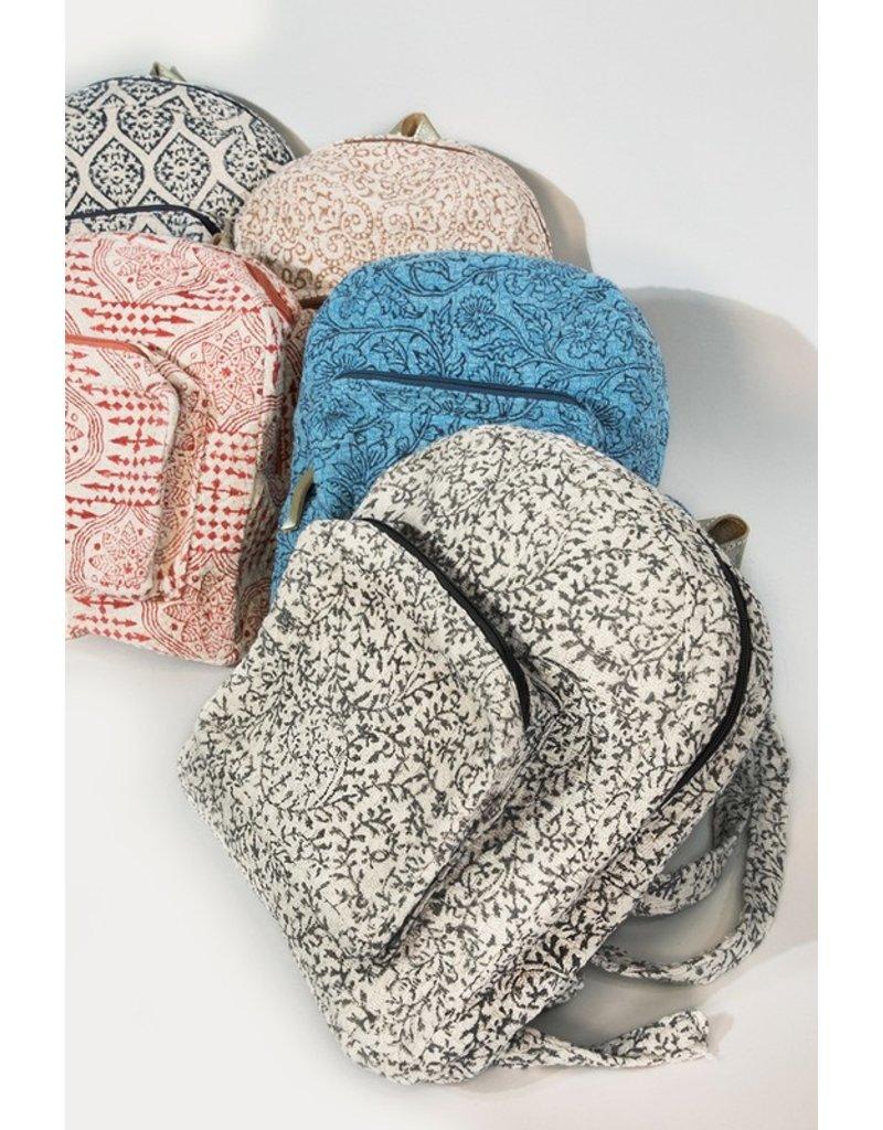 Urbanista Urbanista Handmade Weave Cotton Backpack 60B3042