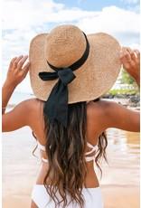 Aili's Corner Aili's Corner Straw Beach Hat HBAPS