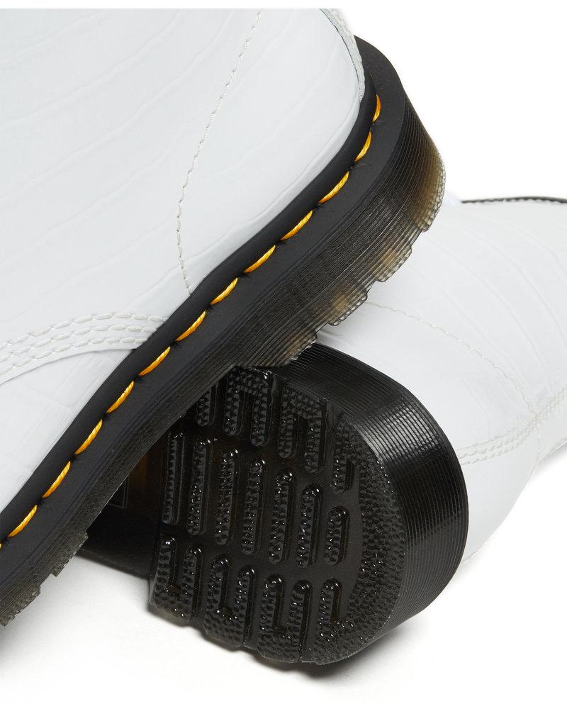 Dr. Martens Dr. Martens 1460W Croco Emboss Boot