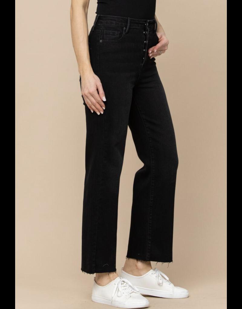 Hidden Hidden Stretch Straight Jeans