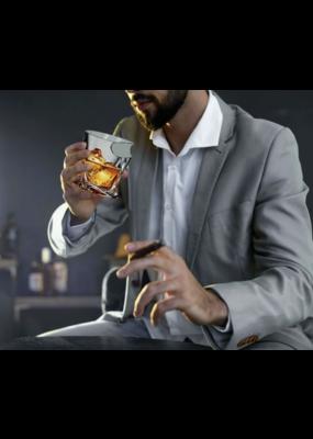 Bezrat Twisted Cigar Glass