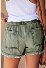 Mazik Mazik Denim Shorts MK6017