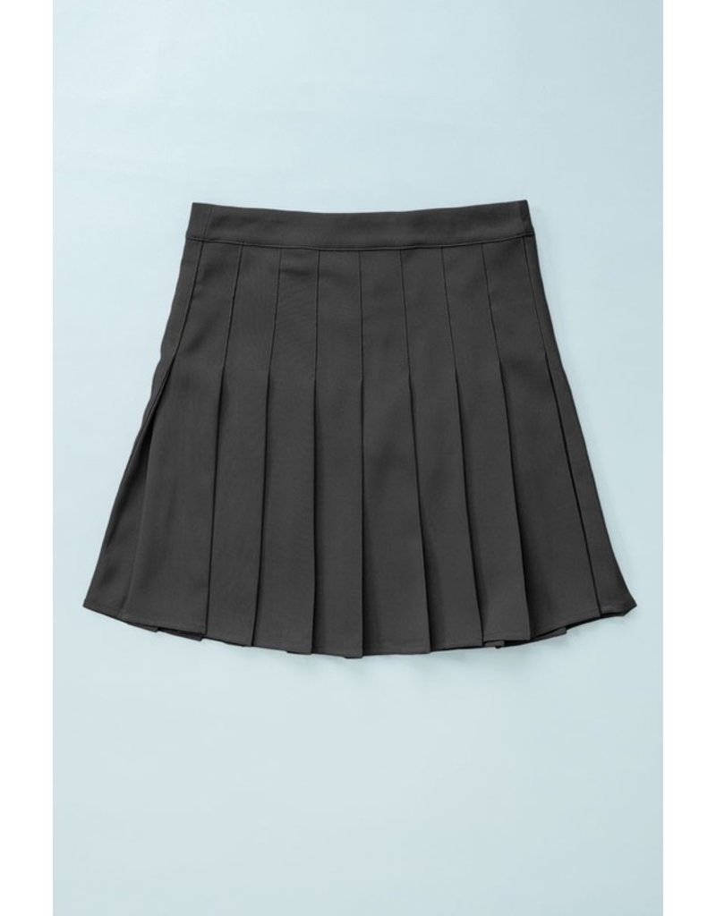 Trend Notes Trend Notes Pleated Tennis Skirt
