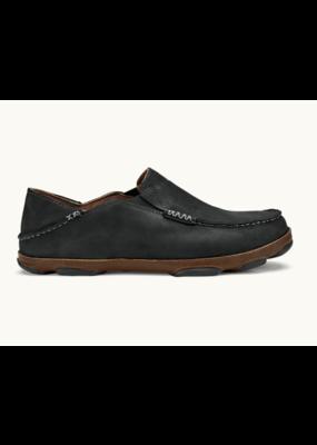 Olukai Men's Moloa Leather Slip-On Shoe