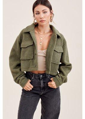 Mimosa Slouchy Workwear Jacket