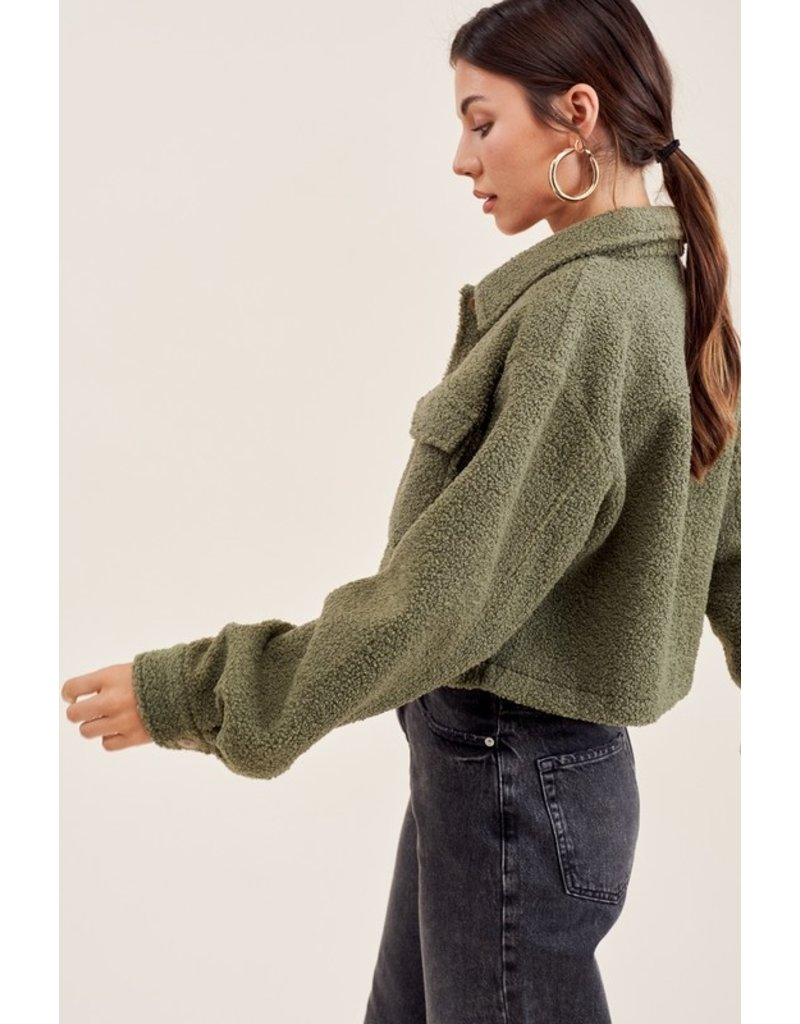 Mimosa Mimosa Slouchy Workwear Jacket