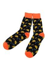 Selini Men's Novelty Socks Taco II