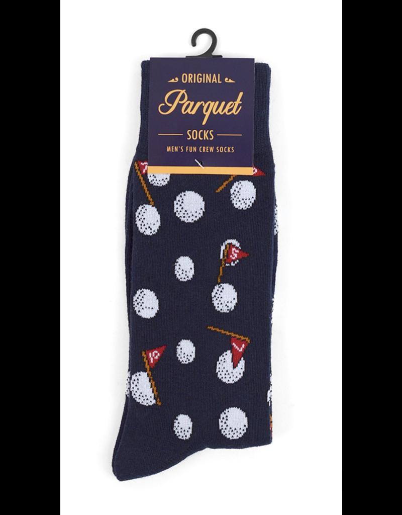 Selini Men's Novelty Socks Golf