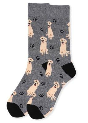 Selini Men's Novelty Socks Dog II