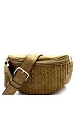 Suzie Bag Suzie Bag Chevron Quilted Fanny Pack