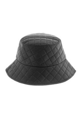 Suzie Bag Quilted Stitch Bucket Hat