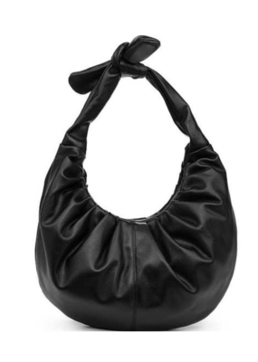Suzie Bag Vegan Leather Hobo Bag