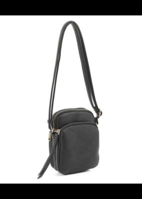 Suzie Bag Textured Leather Crossbody