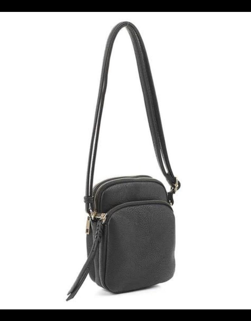 Suzie Bag Suzie Bag Textured Leather Crossbody