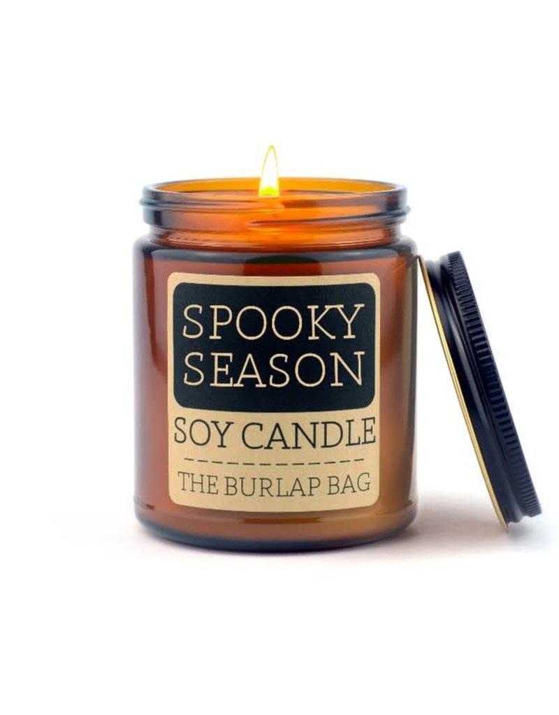 The Burlap Bag The Burlap Bag 9oz. Candle Spooky Season