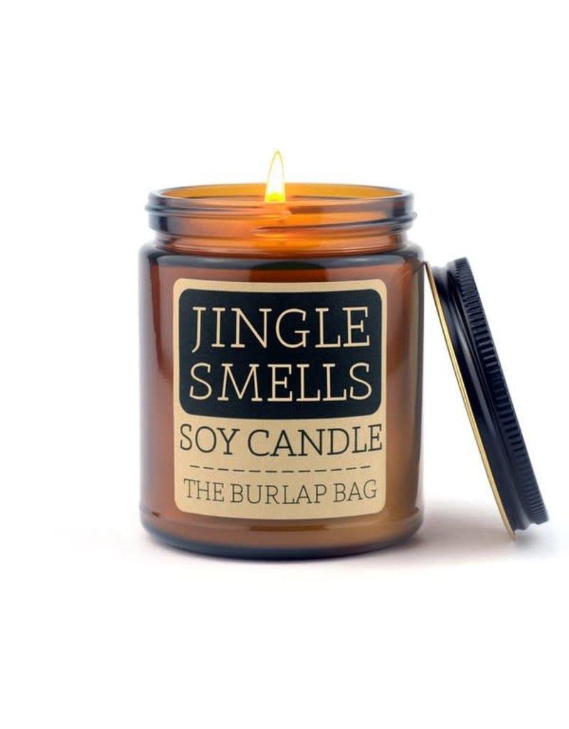 The Burlap Bag The Burlap Bag 9oz. Candle Jingle Smells