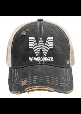 Retro Brand Whataburger Hat