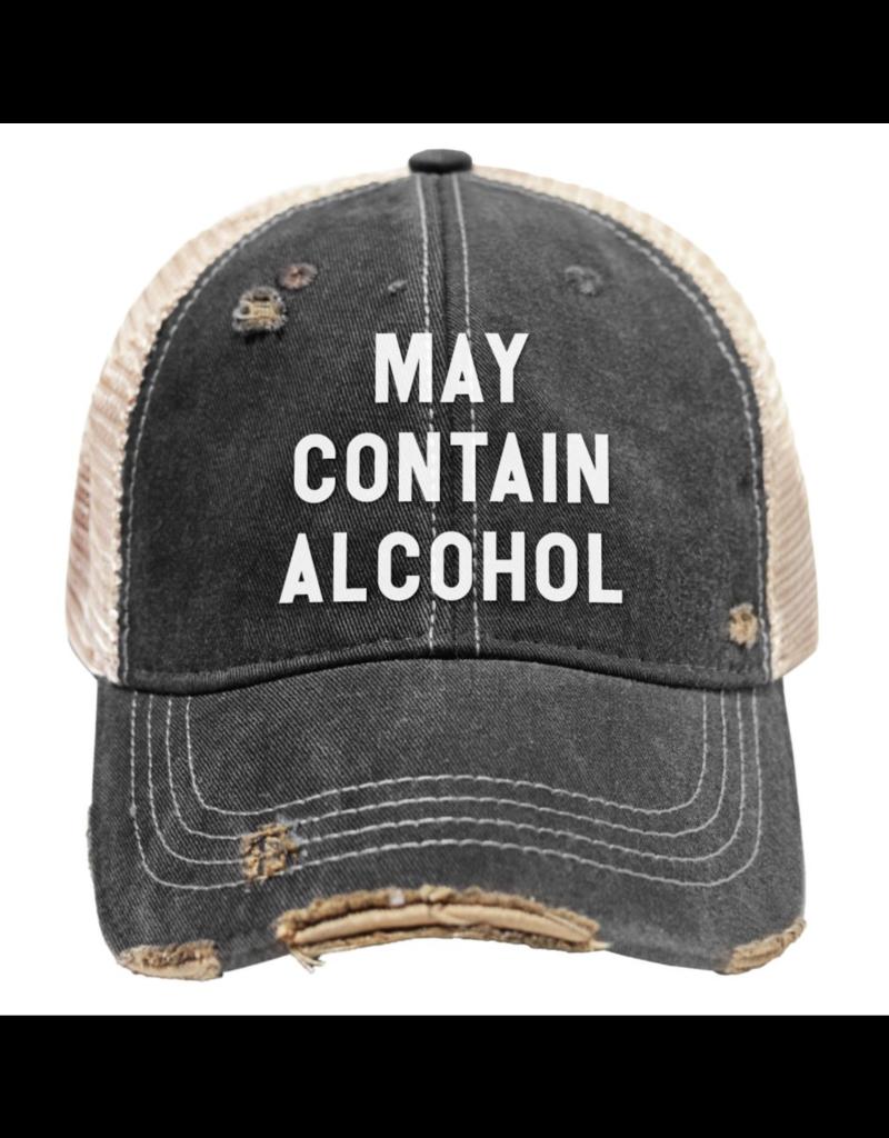 Retro Brand Retro Brand May Contain Alcohol Hat