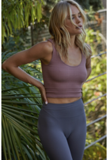 By Together By Together Ribbed Seamless Crop Top