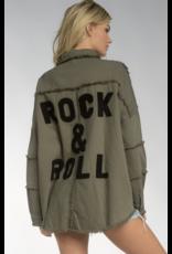 Elan Elan Rock n Roll Schacket