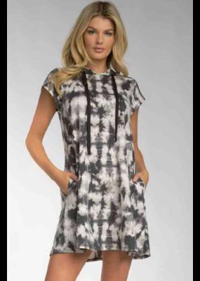 Elan Cap Sleeve Dress