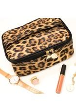 Dani & Em Leopard Make Up Case