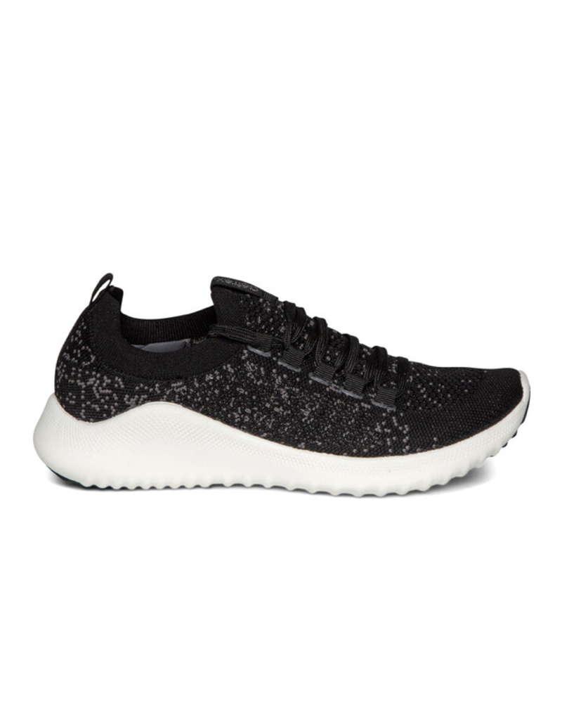 Aetrex Aetrex Carly Knit Lace Up Sneaker
