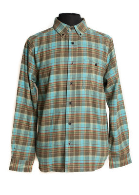 Wooly Dry Goods 5oz Flannel Shirt