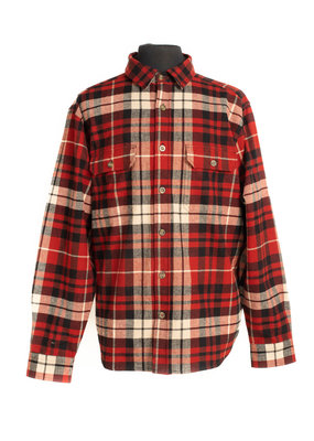 Wooly Dry Goods 7oz Flannel Shirt