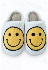 Suzie Q Suzie Q Smiley Face Slippers