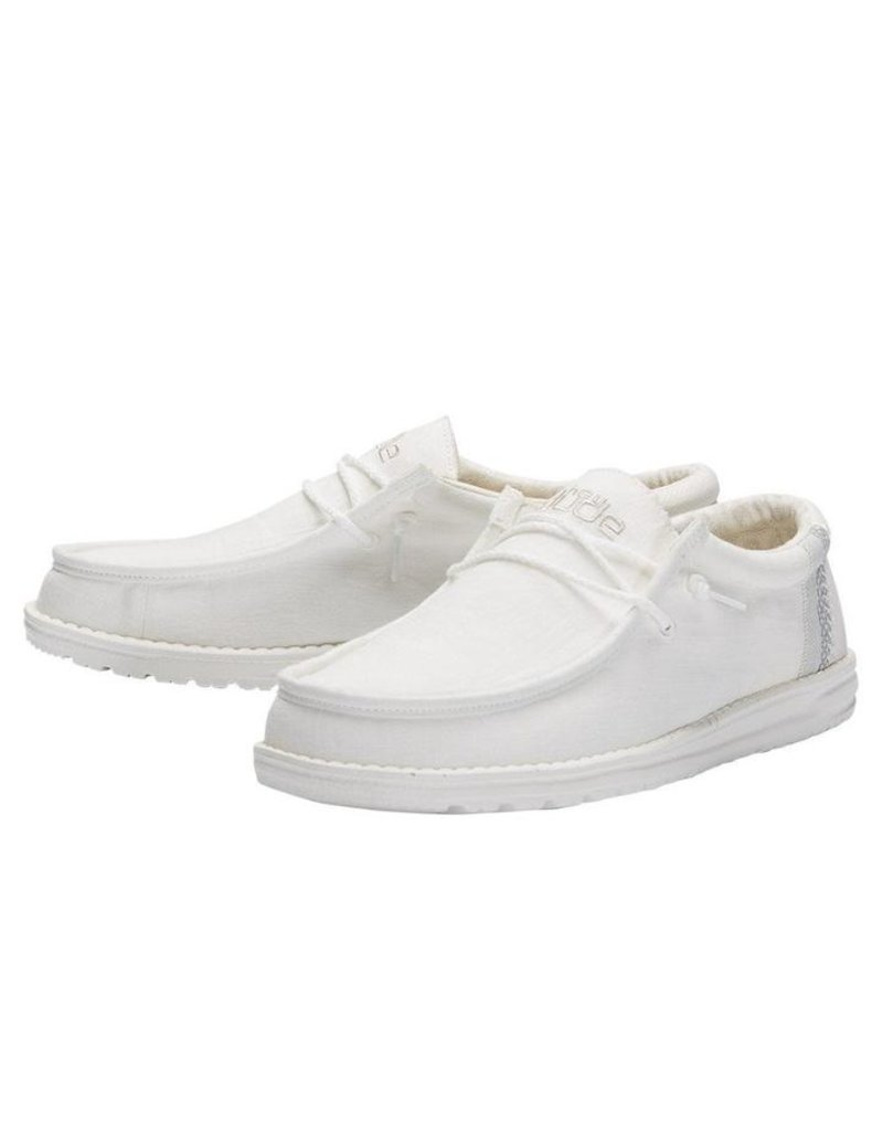 Hey Dude HeyDude Wally Linen Shoe
