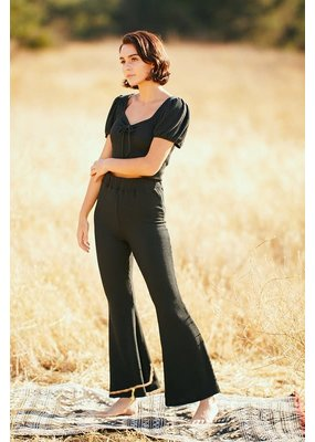Westmoon High Waisted Stretch Flared Pant