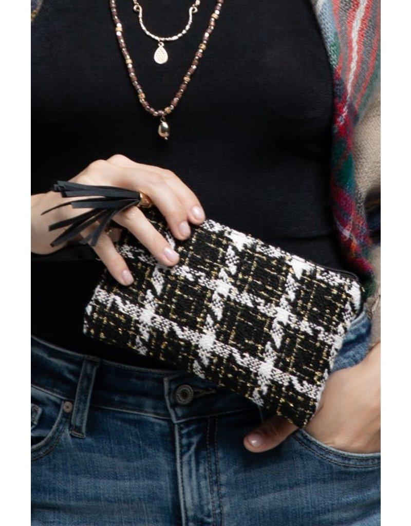 Urbanista Urbanista Tweed Wallet Clutch