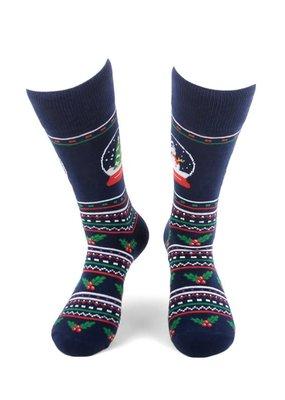 Selini Novelty Socks Snow Globe