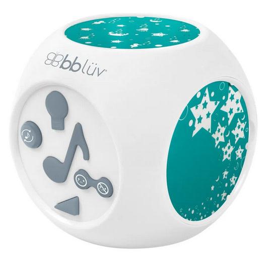 Kübe veilleuse musicale avec projection-1