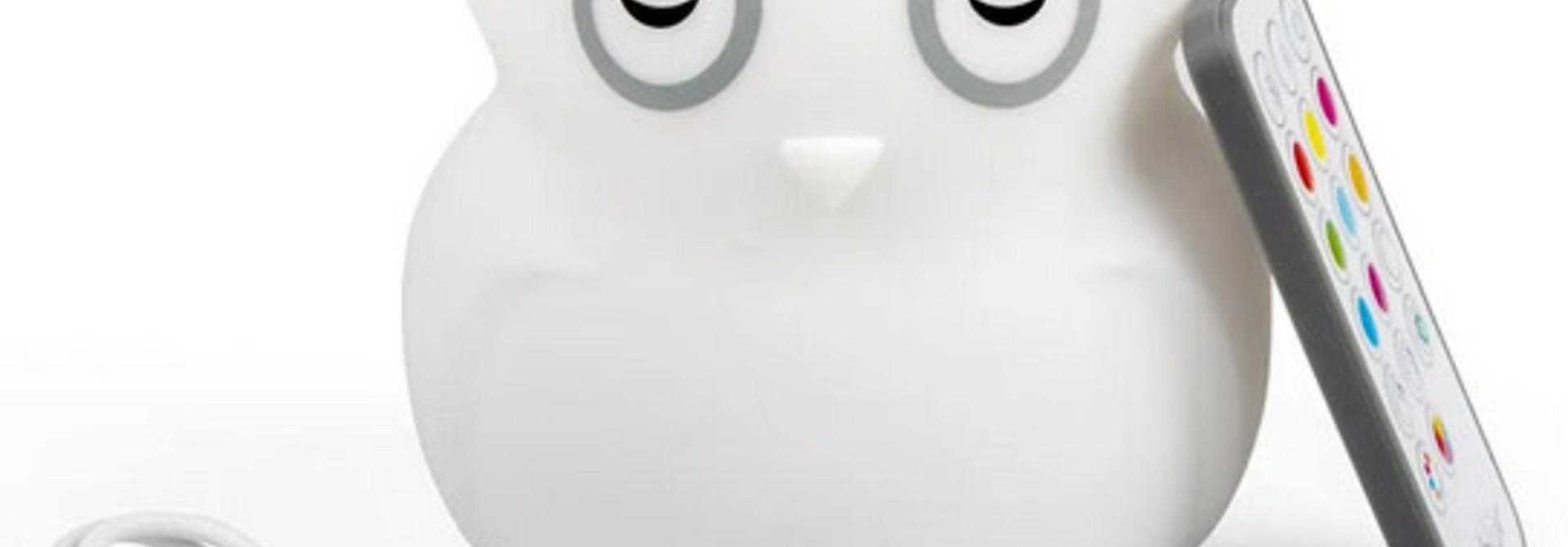 Hibü Veilleuse en silicon