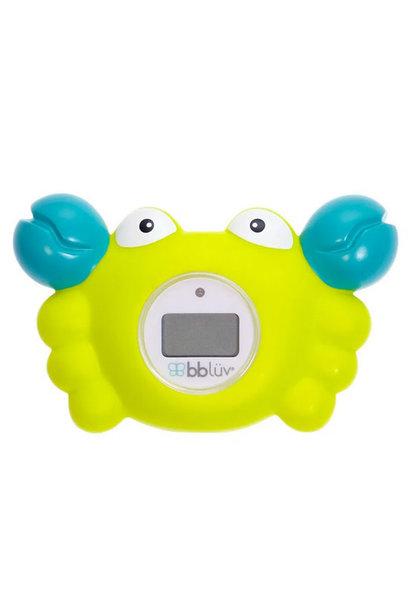 Kräb Thermomètre de bain 3-en-1