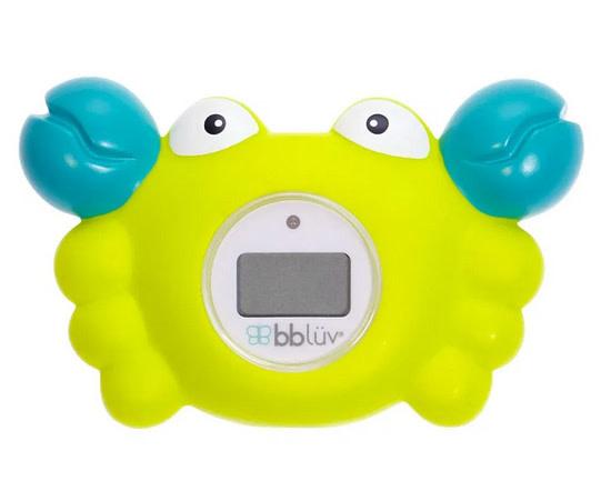 Kräb Thermomètre de bain 3-en-1-1