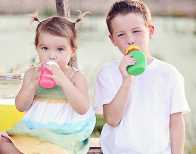 Pochette d'aliments pour enfants-3
