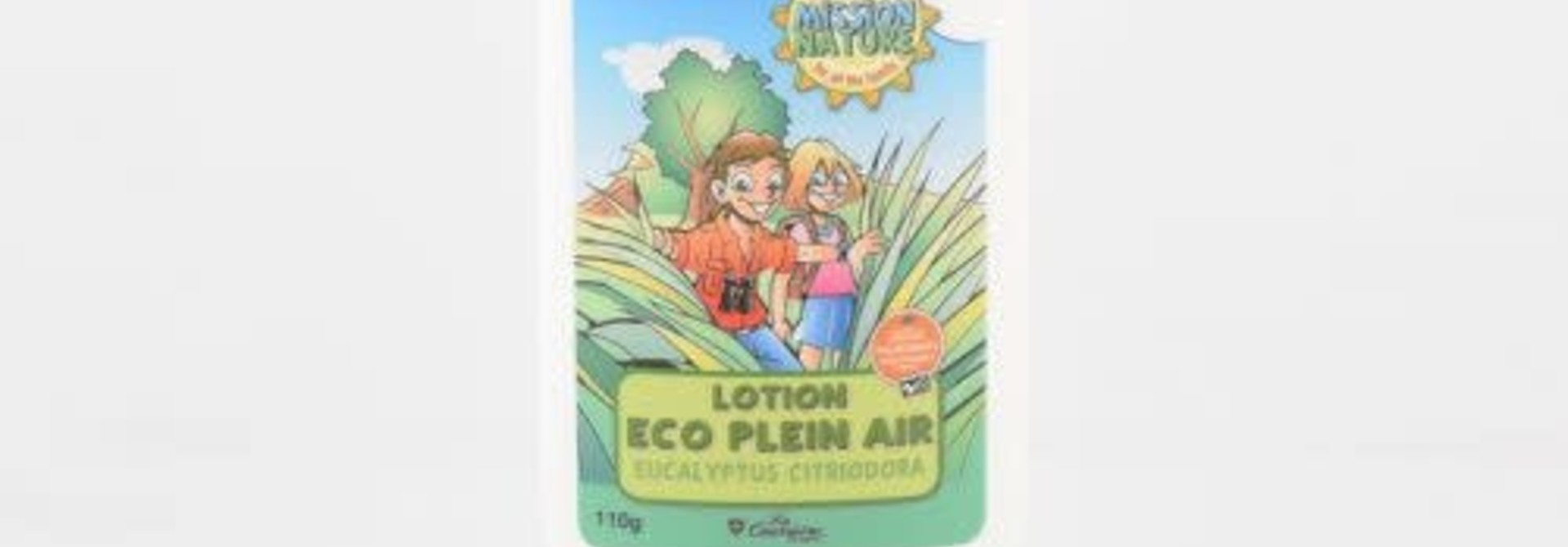 Lotion Eco Plein Air 110g