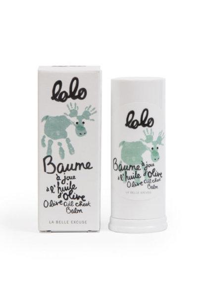 Baume à joues protection à l'huile d'olive