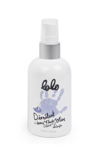 Démêlant à cheveux à l'huile d'olive