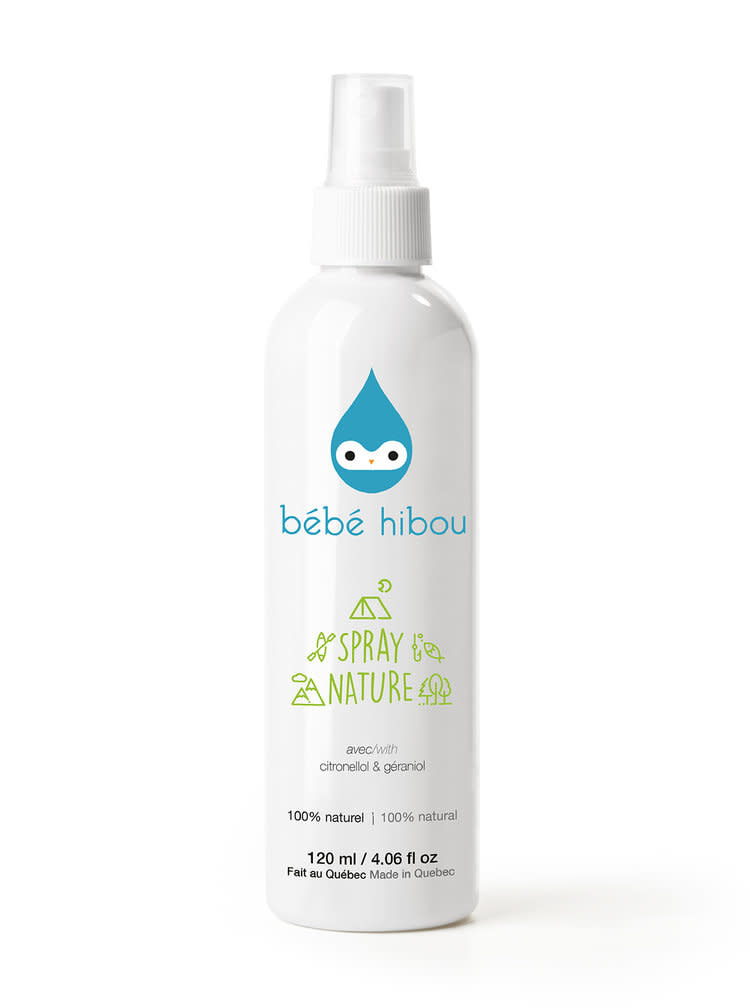 Spray Nature chasse-moustique 100% naturel-1