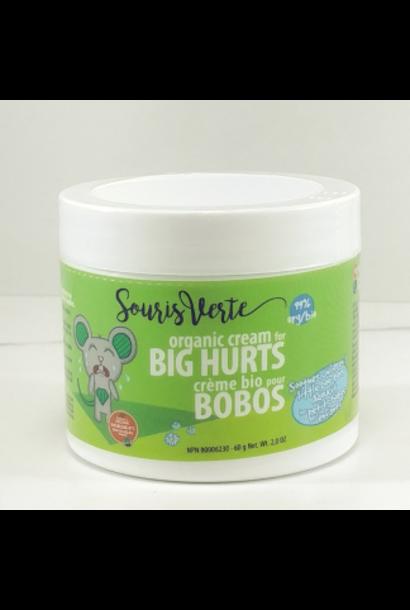Crème bio pour BOBOS 60g