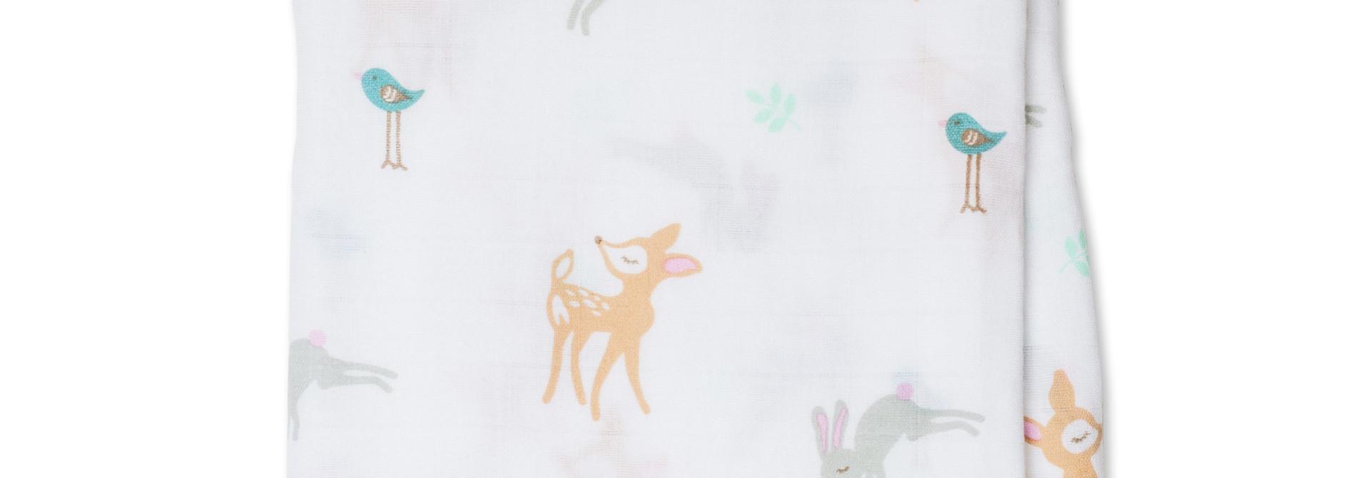 Mousseline en coton - Petit foan