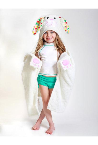 Sortie de bain pour enfants Bella la lapine