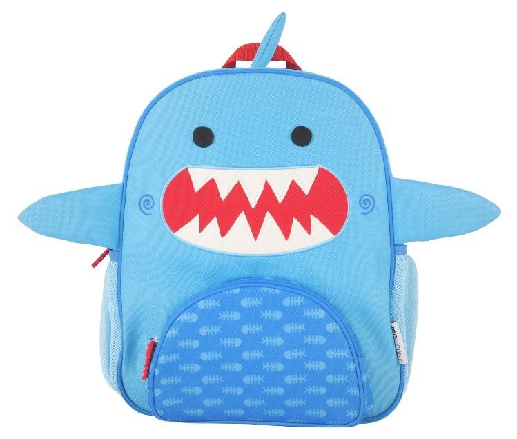 Sac à dos pour enfants Sherman le requin-1