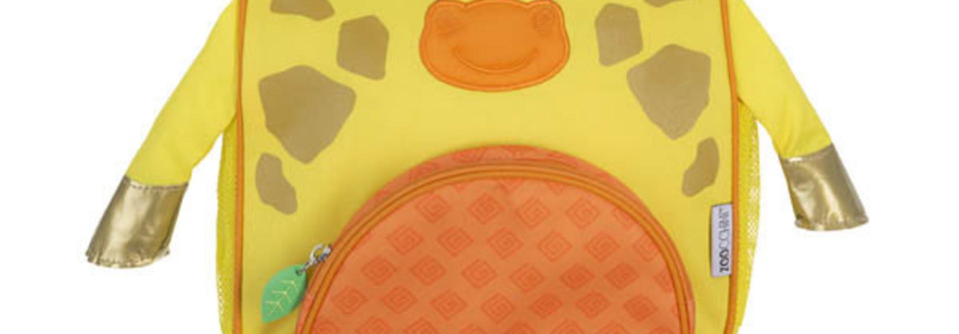 Sac à dos pour enfants Jamie la girafe
