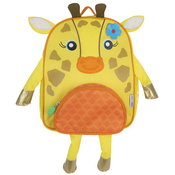 Sac à dos pour enfants Jamie la girafe-1